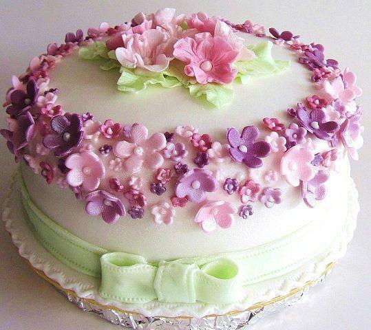 Торты для женщины день рождения